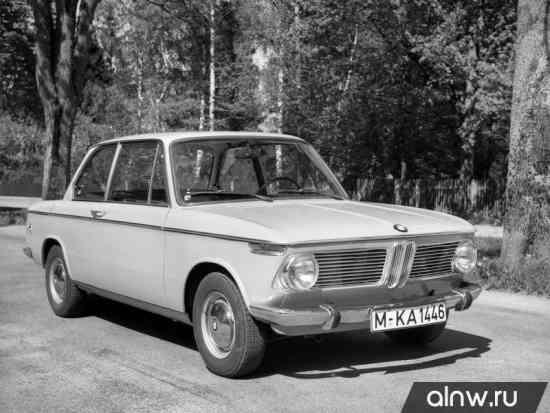Руководство по ремонту BMW 02 (E10)