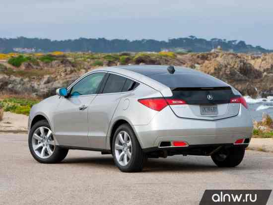 Каталог запасных частей Acura ZDX