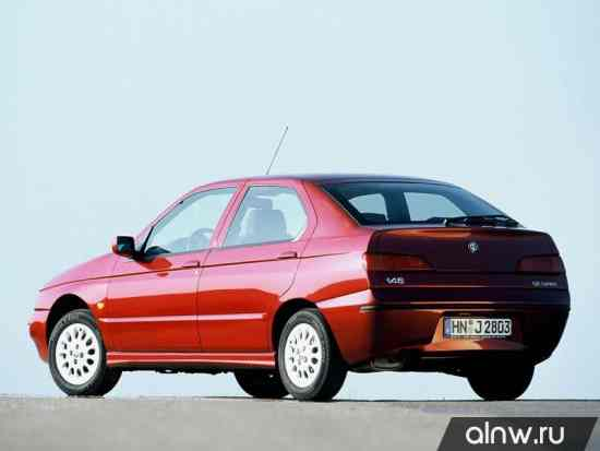 Каталог запасных частей Alfa Romeo 146