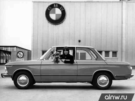 Каталог запасных частей BMW 02 (E10)