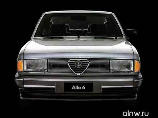 Инструкция по эксплуатации Alfa Romeo 6