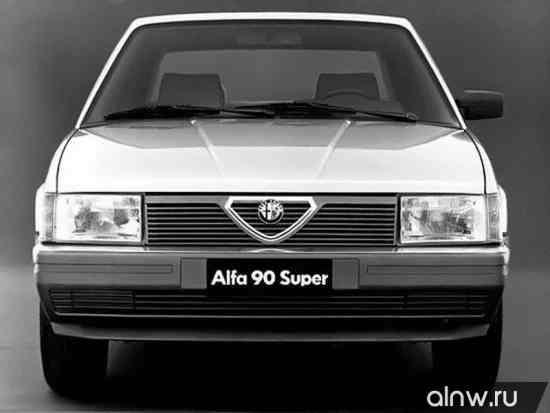 Инструкция по эксплуатации Alfa Romeo 90
