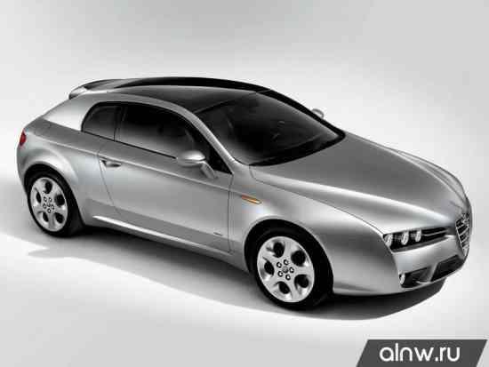 Каталог запасных частей Alfa Romeo Brera