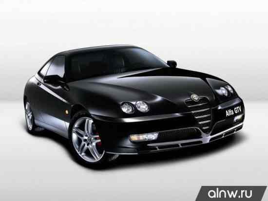 Руководство по ремонту Alfa Romeo GTV