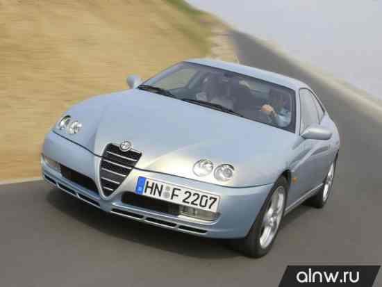 Каталог запасных частей Alfa Romeo GTV