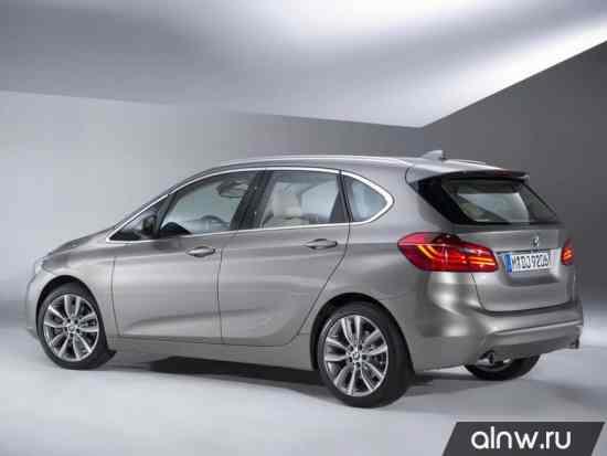 Инструкция по эксплуатации BMW 2 series Active Tour series