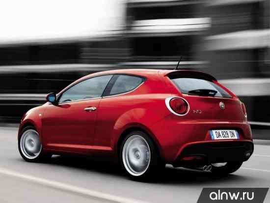 Программа диагностики Alfa Romeo MiTo