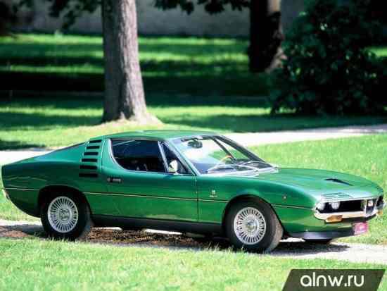 Каталог запасных частей Alfa Romeo Montreal