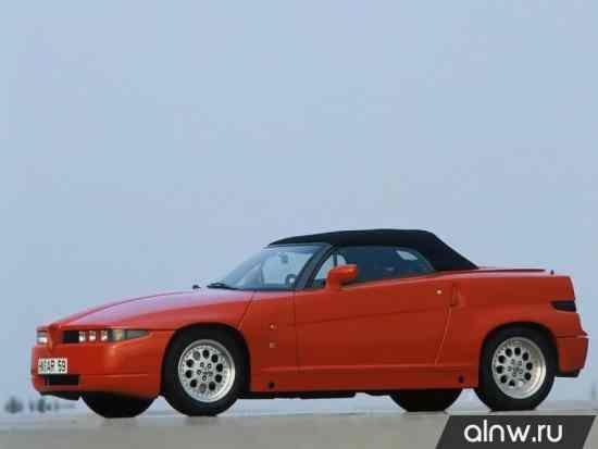 Инструкция по эксплуатации Alfa Romeo RZ