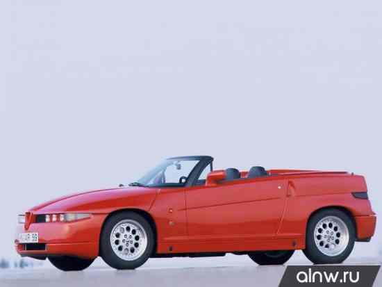 Каталог запасных частей Alfa Romeo RZ