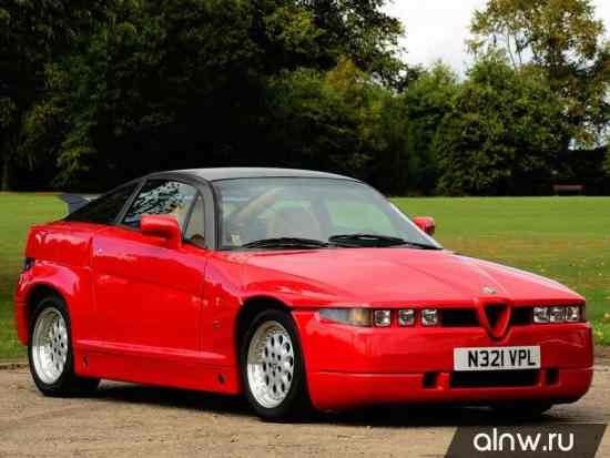 Руководство по ремонту Alfa Romeo SZ
