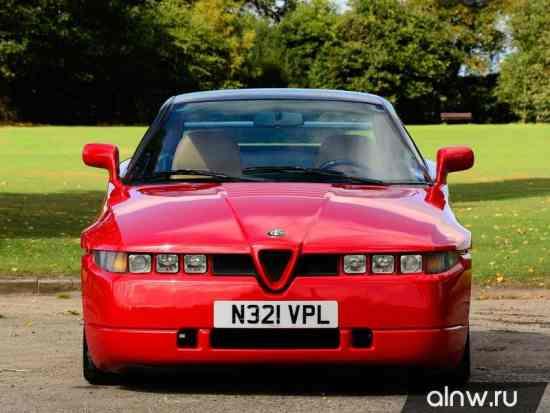 Инструкция по эксплуатации Alfa Romeo SZ