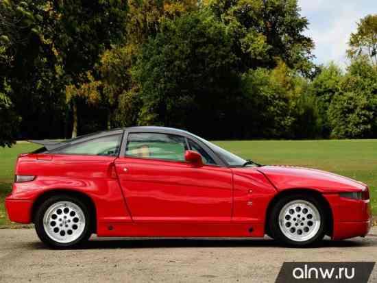 Каталог запасных частей Alfa Romeo SZ