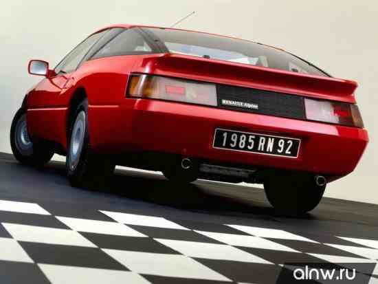 Каталог запасных частей Alpine GTA