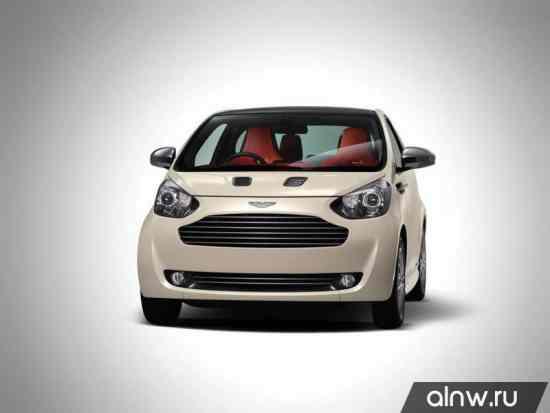 Каталог запасных частей Aston Martin Cygnet