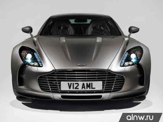 Инструкция по эксплуатации Aston Martin One-77