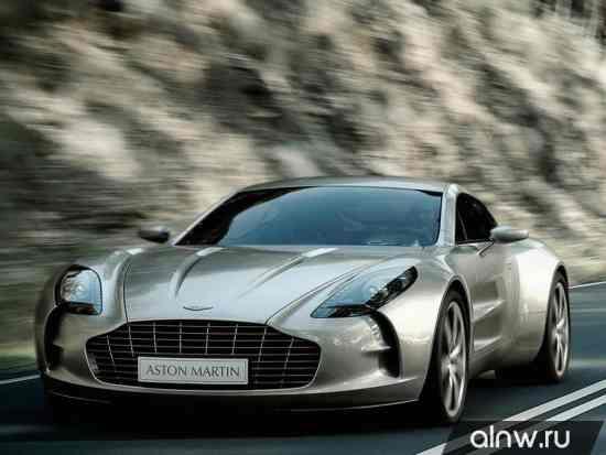 Каталог запасных частей Aston Martin One-77