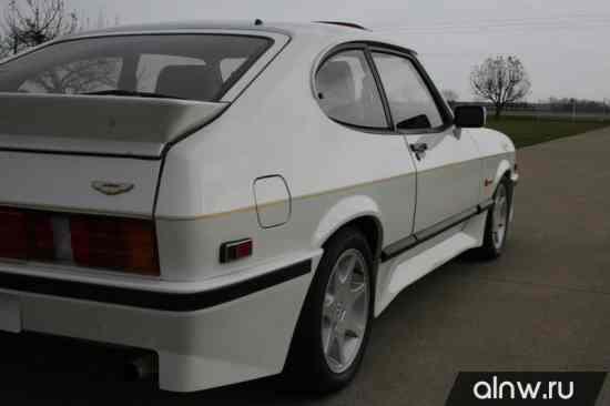 Каталог запасных частей Aston Martin Tickford Capri