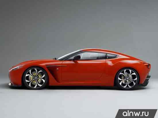 Инструкция по эксплуатации Aston Martin V12 Zagato