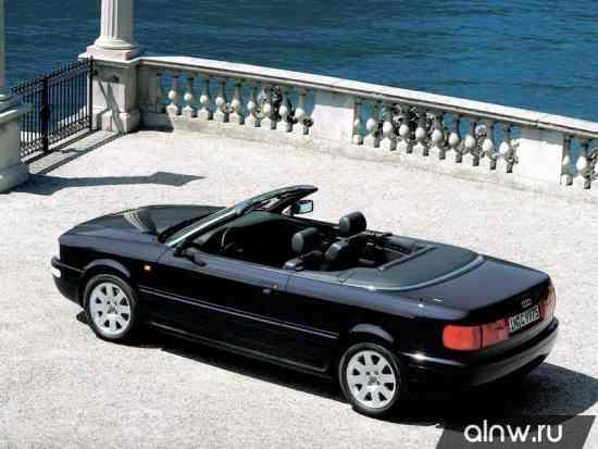 Каталог запасных частей Audi Cabriolet