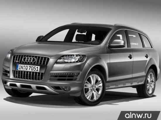Руководство По Ремонту Audi Q7 Скачать Бесплатно - фото 3