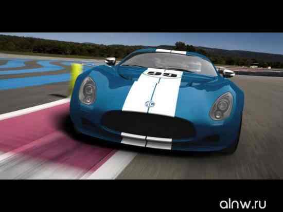 Каталог запасных частей AC 378 GT Zagato