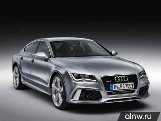 Руководство по ремонту Audi RS7