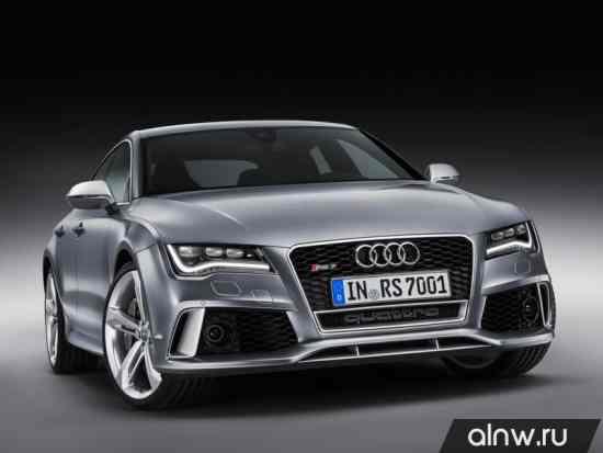 Инструкция по эксплуатации Audi RS7