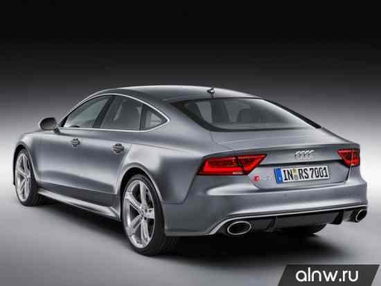Каталог запасных частей Audi RS7