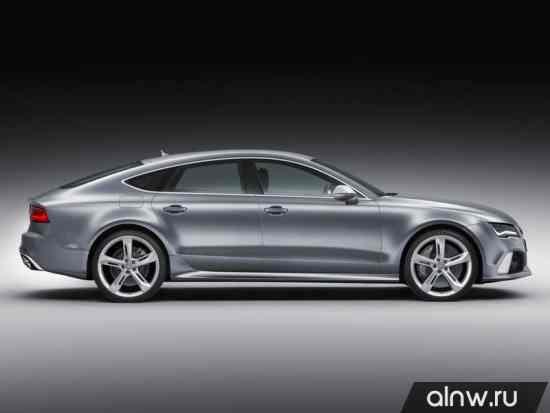 Программа диагностики Audi RS7