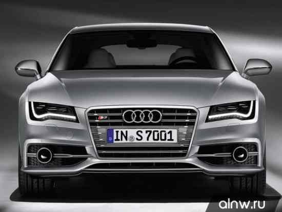 Инструкция по эксплуатации Audi S7