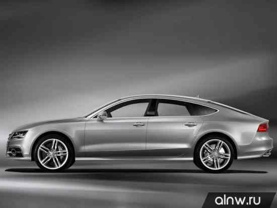 Каталог запасных частей Audi S7