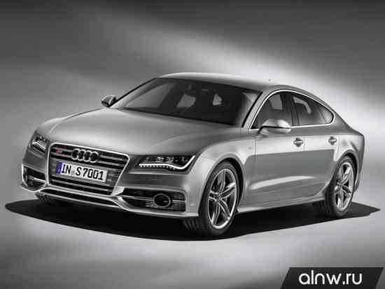 Программа диагностики Audi S7
