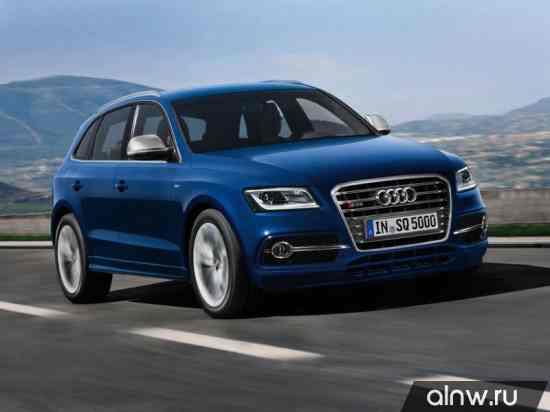 Руководство по ремонту Audi SQ5