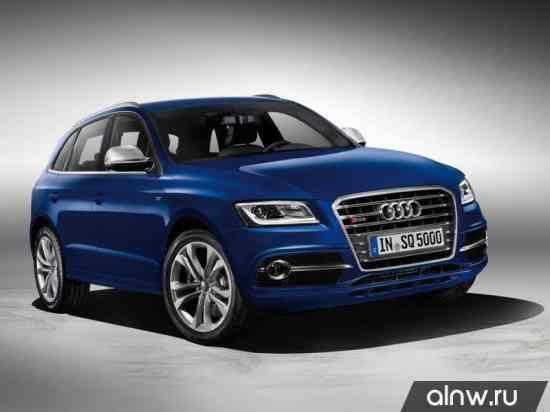 Каталог запасных частей Audi SQ5