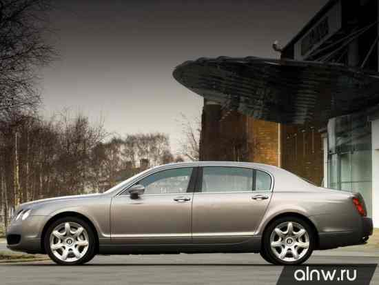Инструкция по эксплуатации Bentley Continental Flying Spur