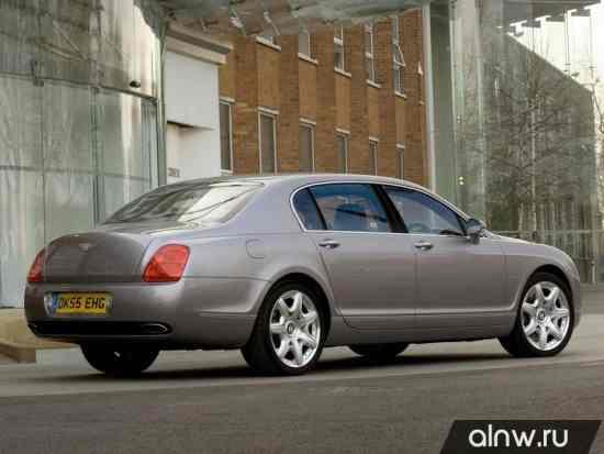 Каталог запасных частей Bentley Continental Flying Spur