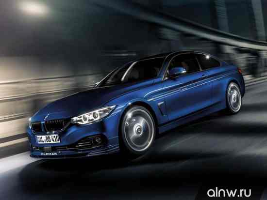 Инструкция по эксплуатации BMW Alpina 4 series