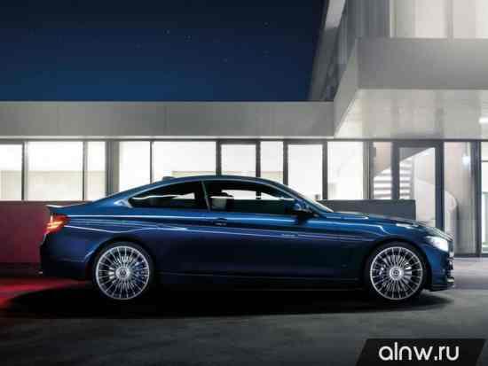 Каталог запасных частей BMW Alpina 4 series