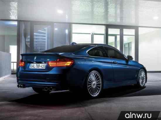 Программа диагностики BMW Alpina 4 series