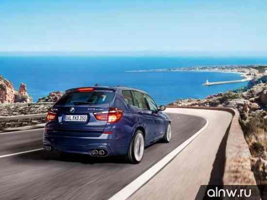 Инструкция по эксплуатации BMW Alpina XD3