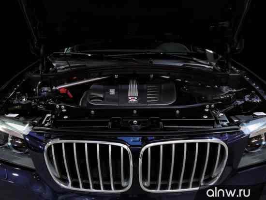 Каталог запасных частей BMW Alpina XD3