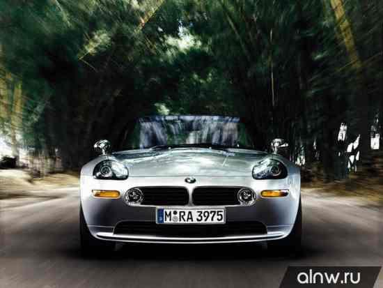 Инструкция по эксплуатации BMW Z8