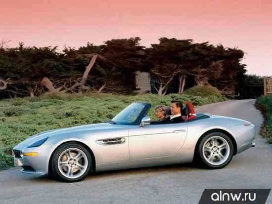 Каталог запасных частей BMW Z8