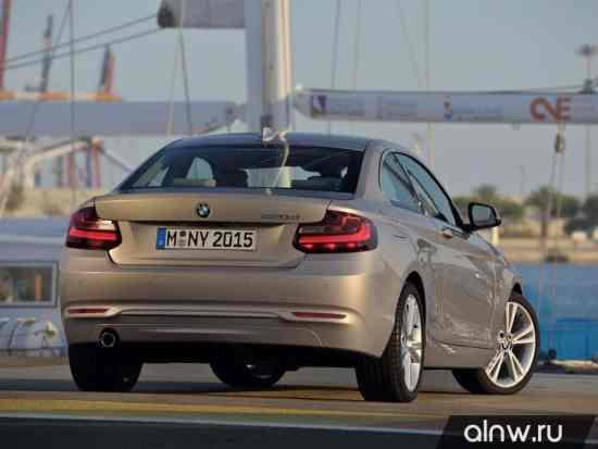 Каталог запасных частей BMW 2 series