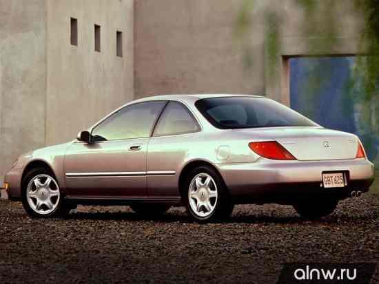Инструкция по эксплуатации Acura CL