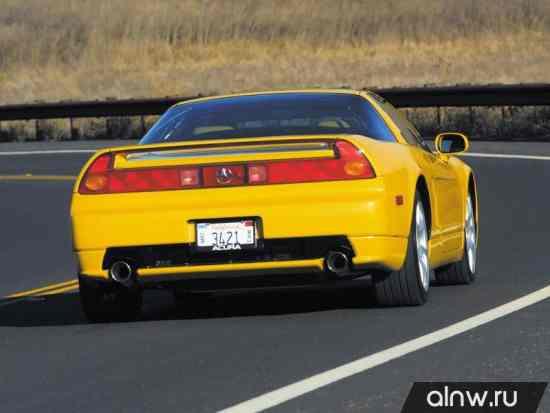Каталог запасных частей Acura NSX