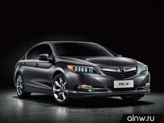 Руководство по ремонту Acura RLX