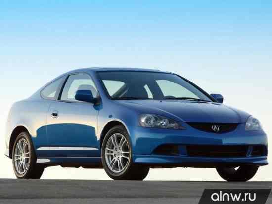 Руководство по ремонту Acura RSX