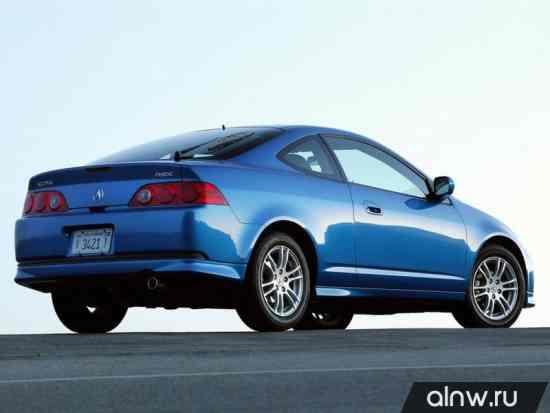 Каталог запасных частей Acura RSX